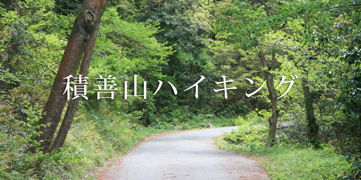 積善山ハイキング(桜)